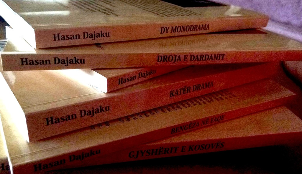 Vepra e Hasan Dajakut