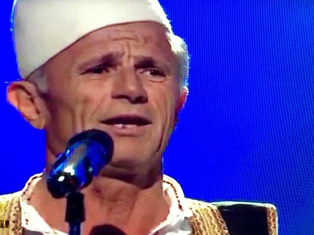 Refat Sulejmani në Këngën e Celo Mezanit