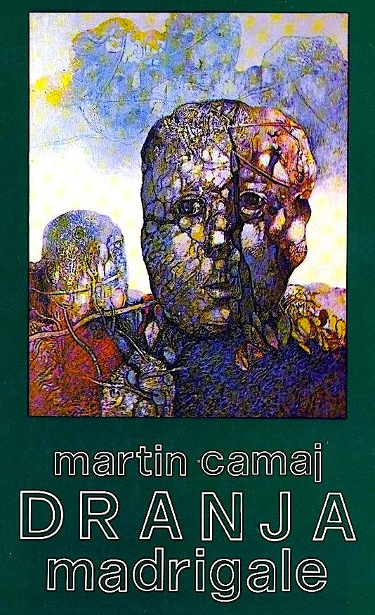 Gjelosh Gjokaj - autor i kopertinave të Martin Camajt