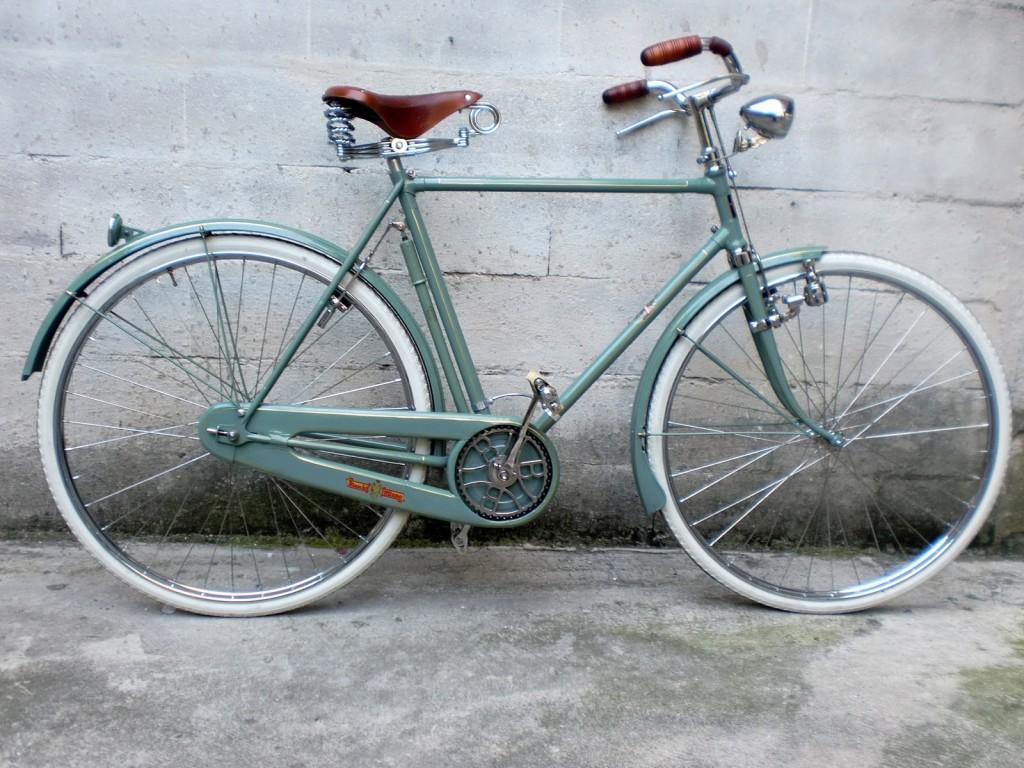 Biçiklete... Bianchi Zaffiro