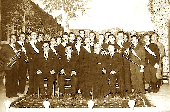 Asdreni - Fishta -Koliqi - Poradeci - mes qytetarisë shkodrane 1937
