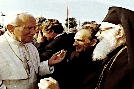 Papa Gjon Pali i II dhe At Zef Pllumi