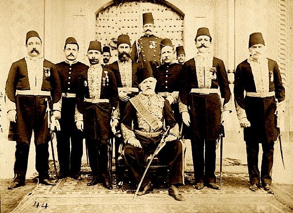 Pashko Vasa si guvernator i i Bejrutit