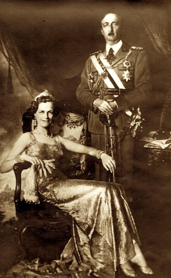 """Mbreti Zogu i I dhe """"Trëndafili i Bardhë Hungarez"""""""