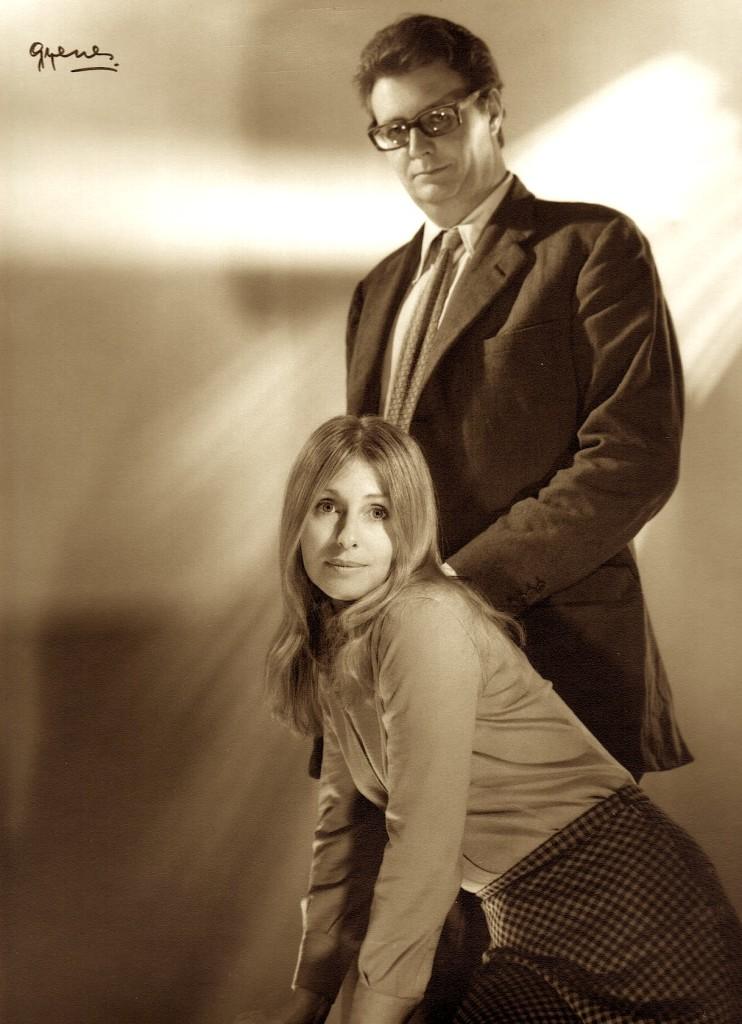 Prin Leka i I dhe Susan Cullen-Ward