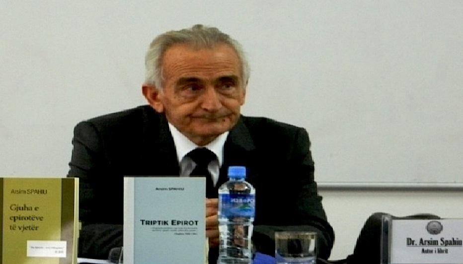 Dr. Arsim Spahiu