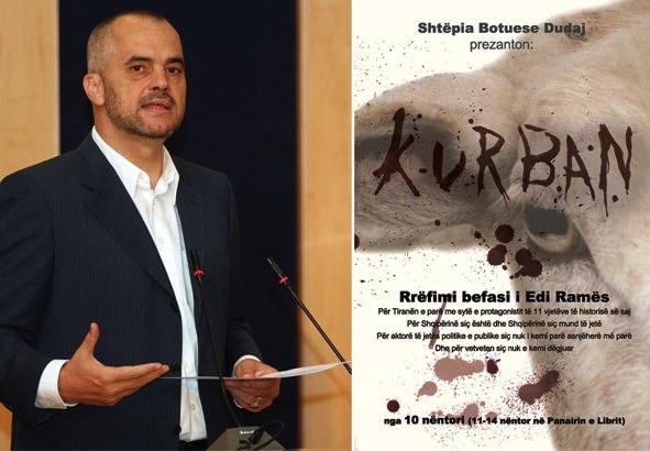 Edi Rama - Kurbani