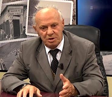 Kurt Kola gjatë një interviste