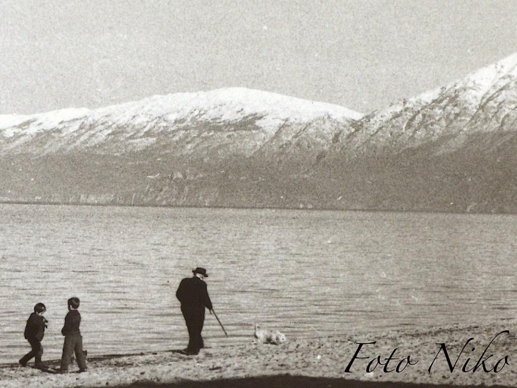 Lasgush Poradeci, Liqeri dhe Cuci - foto Niko Tona