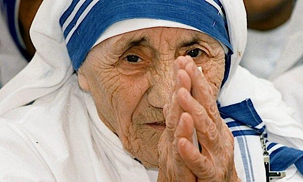 Nënë Tereza në Lutjet e saja