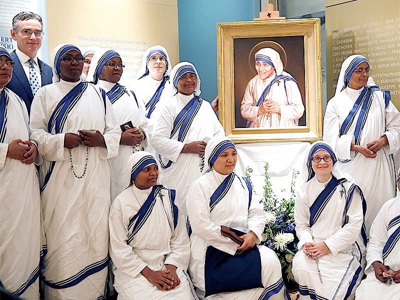 Shenjtorja Nënë Terezë