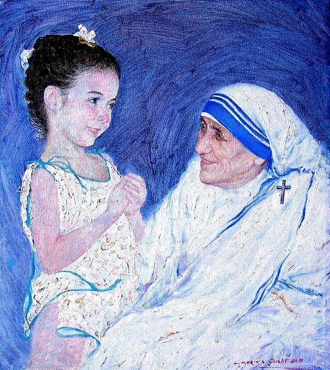 Nene Tereza...(2010) sipas piktorit Arben Morina