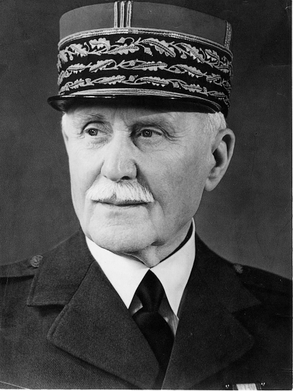 Marshalli Philippe Pétain