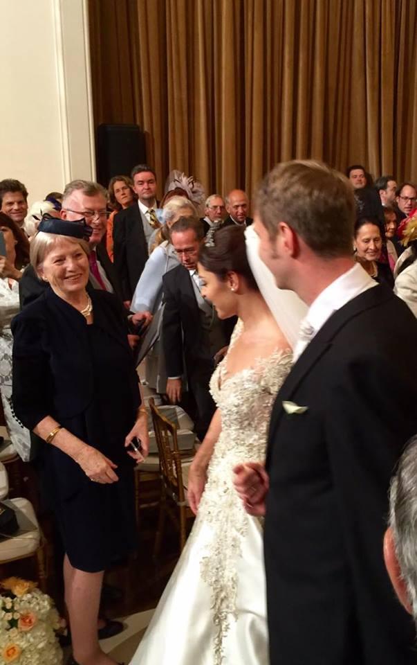 Dasma e Princ Lekes me Elia Zaharian