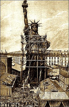 Statuja e Lirisë 1886