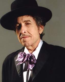 Nobelisti i 2016 - Bob Dylan