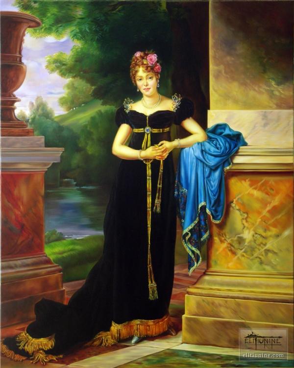 Kontesha Maria Walewska (1787-1817)