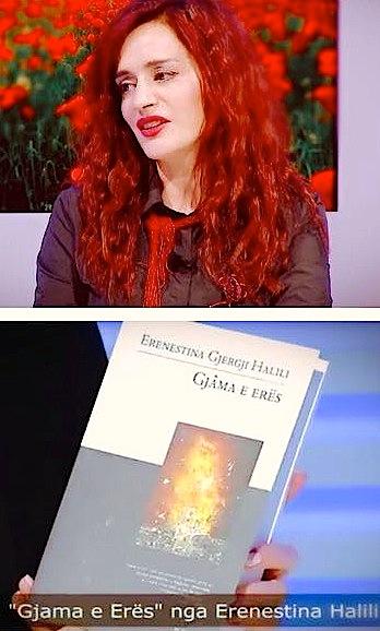 """""""Gjama e Eres"""" dhe Erenestina Halili - Gjergji"""