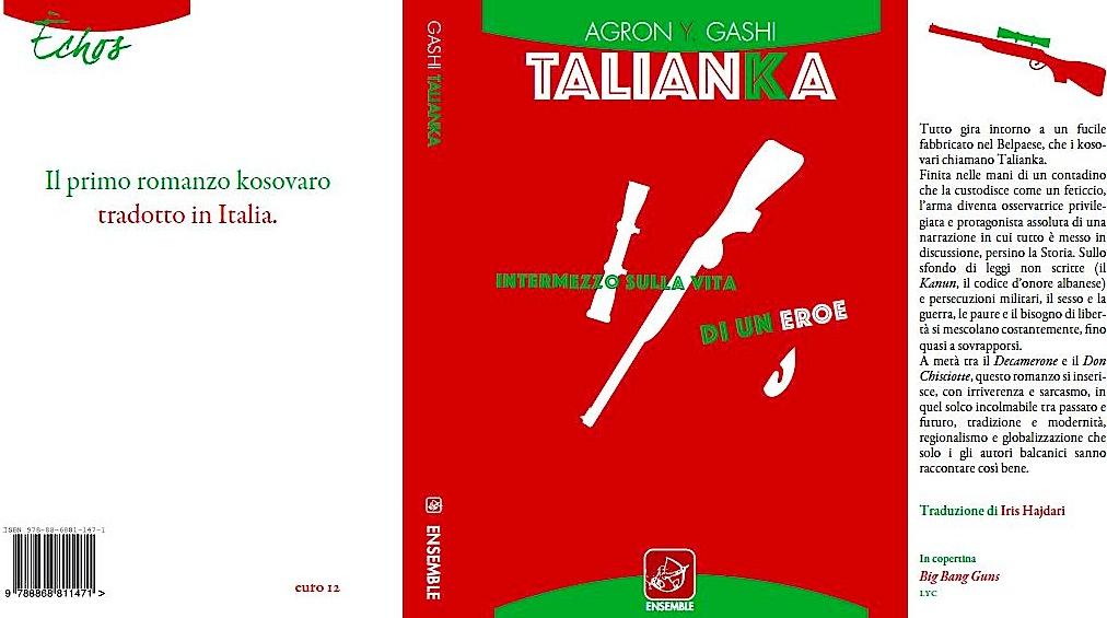 Talianka - roman nga Agron Y. Gashi