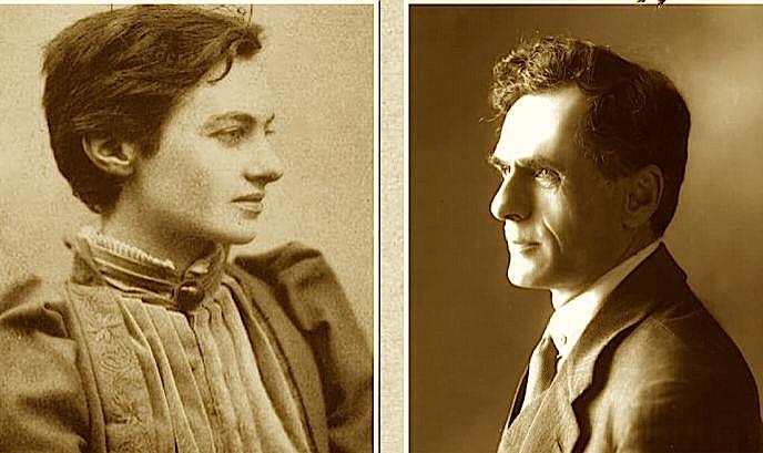 Edith Durham & Mit'hat Frashëri