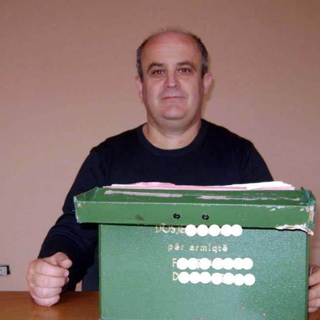Studiuesi dhe historiani Kastriot Dervishi