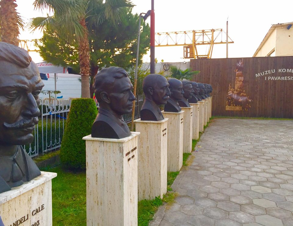 Tetë nga  Etërit Themelues të Shtetit Shqiptar