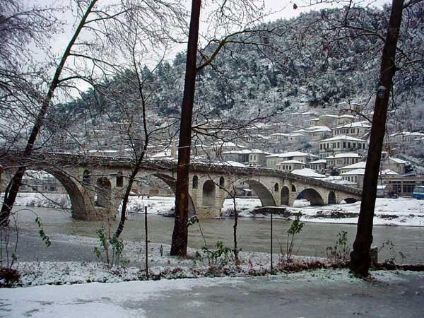 Ura e Goricës me borë