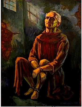 Anton Harapi pikture nga Pjerin Sheldija