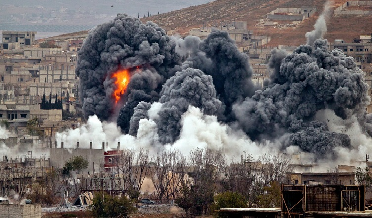 Bombardime ne Siri