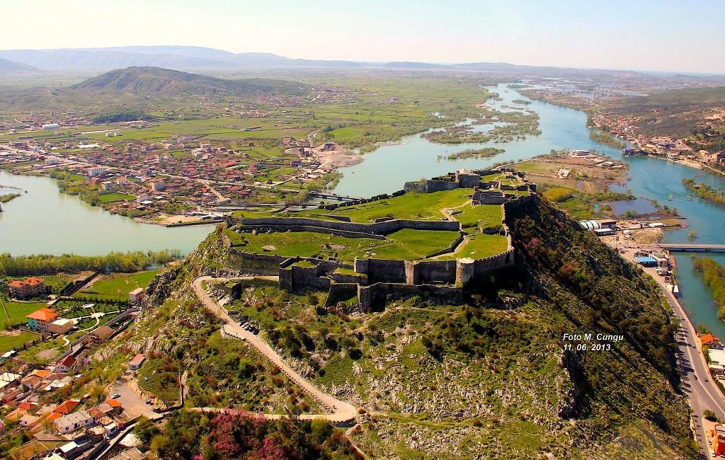 Kalaja e Shkodres - Rozafa (foto M. Cungu)