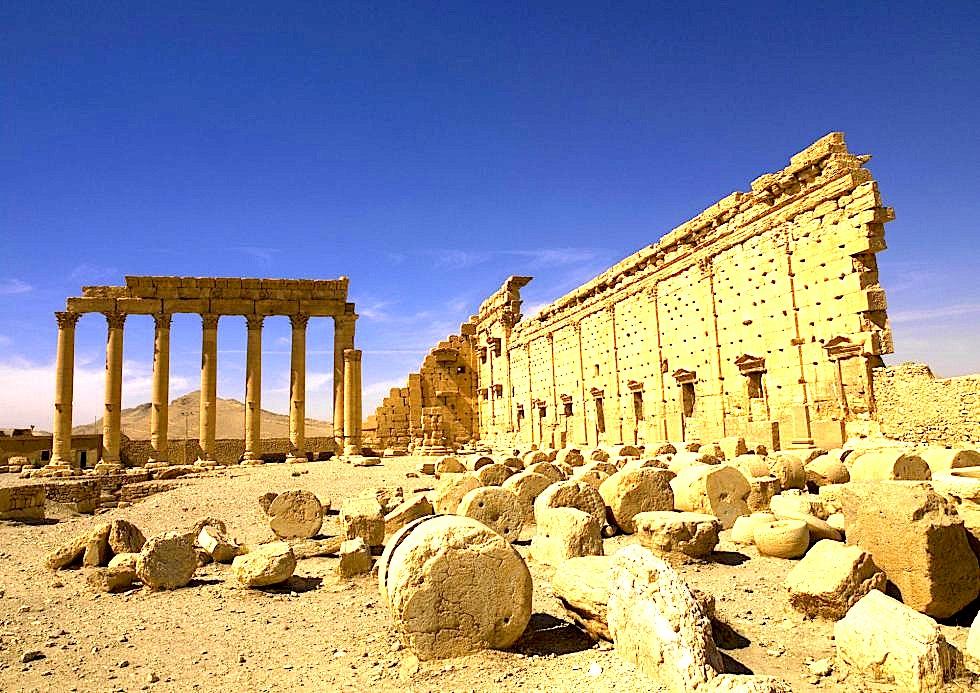 Tempulli i Palmyras