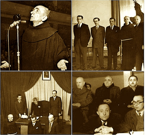 Pater Anton Harapi (Fotomontazh)
