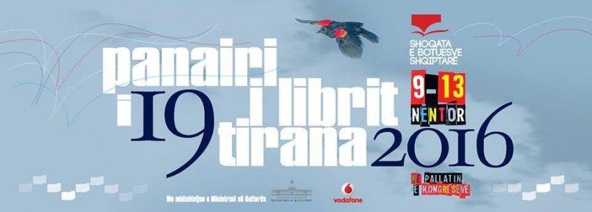 Panairi i Librit - Tirana 2016