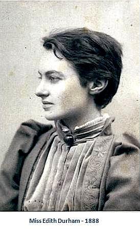 Merry Edith Durham (1863-1944)