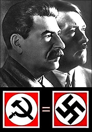 Fashizëm+Komunizëm= Tragjedi