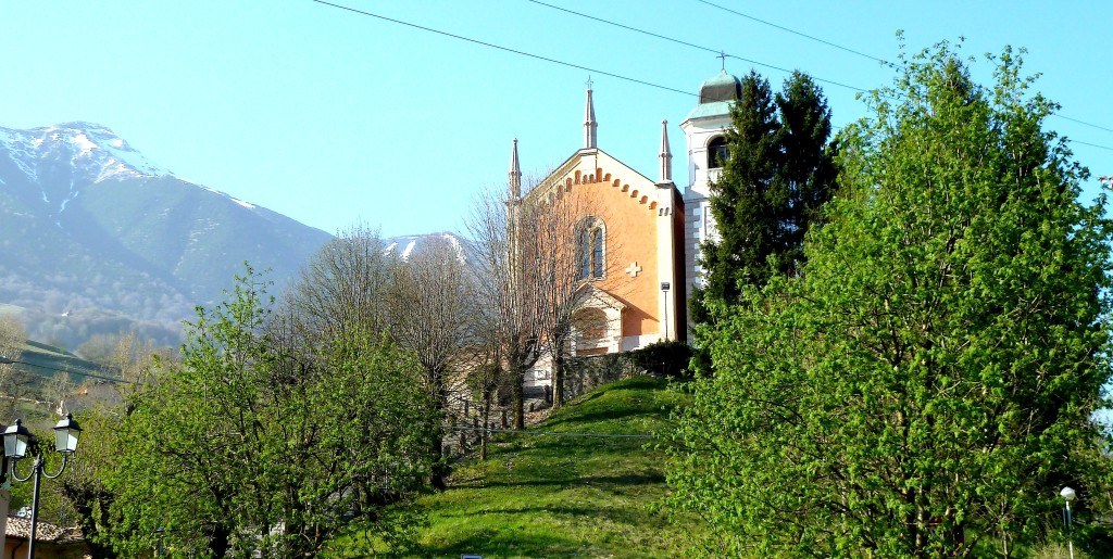 Santa Caterina ne Ferrara di Montebaldo