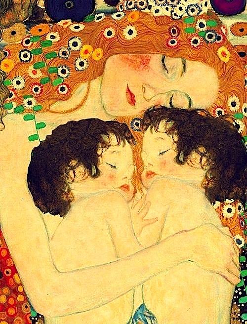 Gustav Klimt - Nena