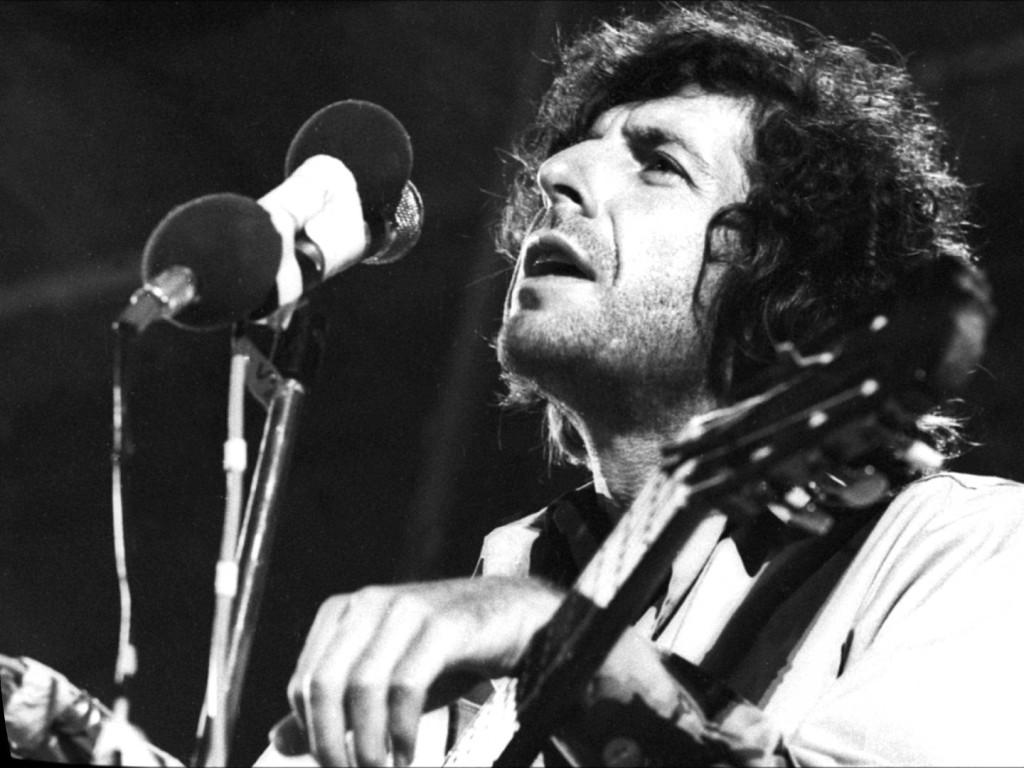 Kantautori dhe poeti Leonard Cohen