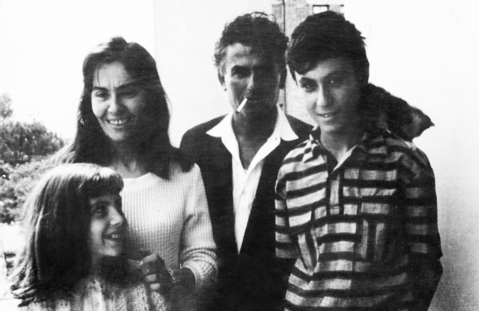 Familja e Petro Markos