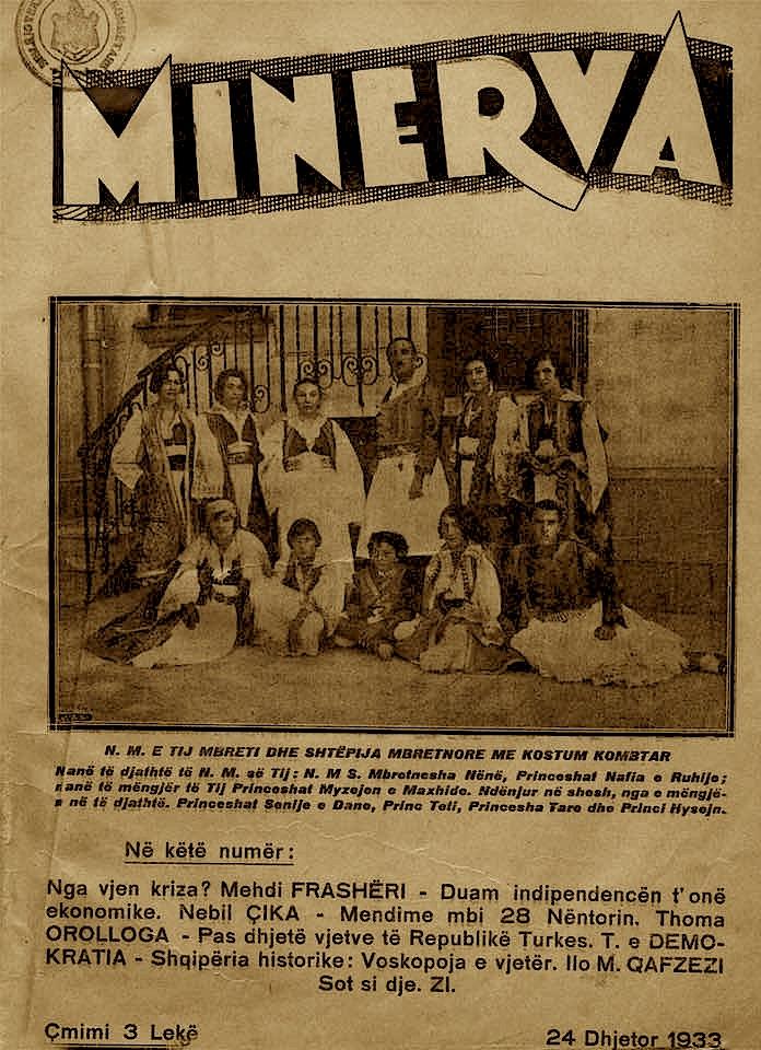 Gazeta Minerva