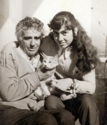 Petro Marko me të bijën Arianita