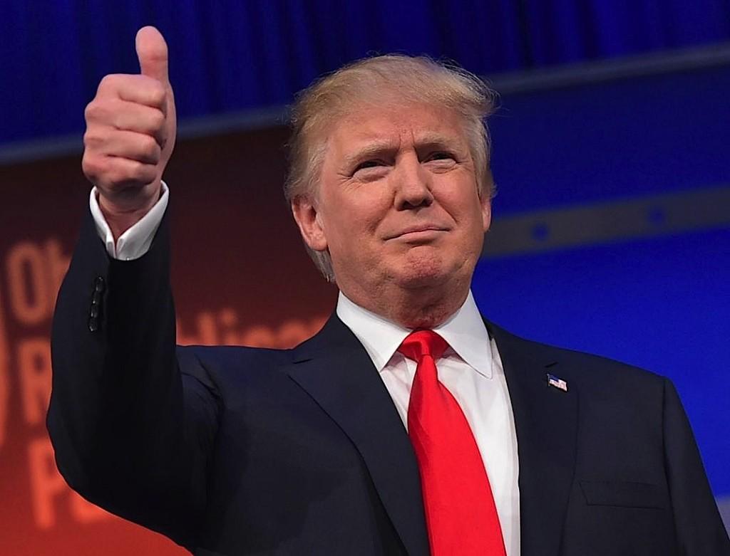 Donald Trump - Presidenti i 45 i ShBA.