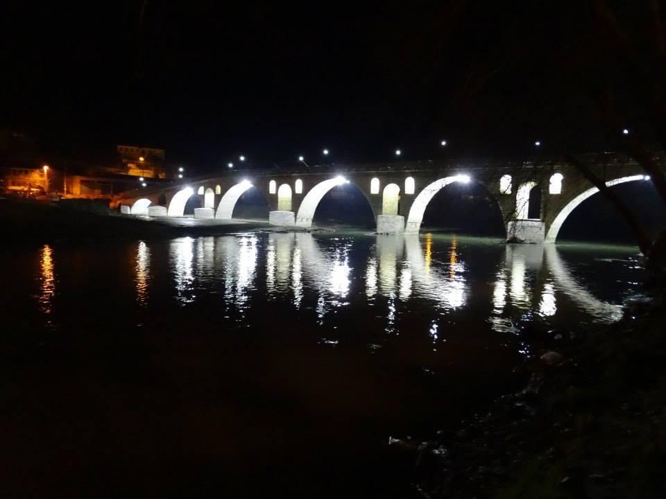Ura e Gorricës naten