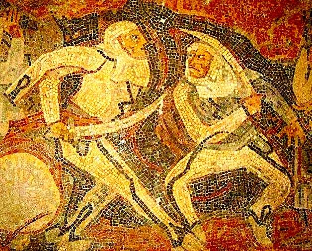 Vallja e Shpatave - Mozaik