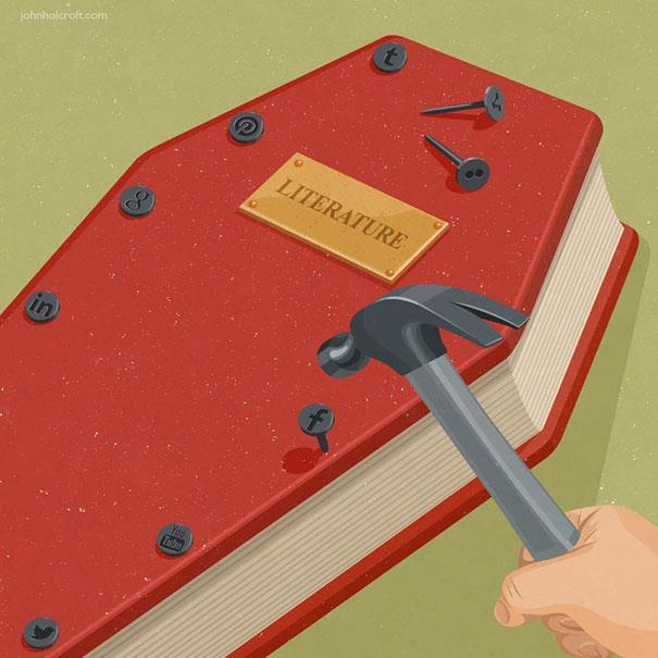 Panairi i Librit ... dhe vdekja e lexuesit
