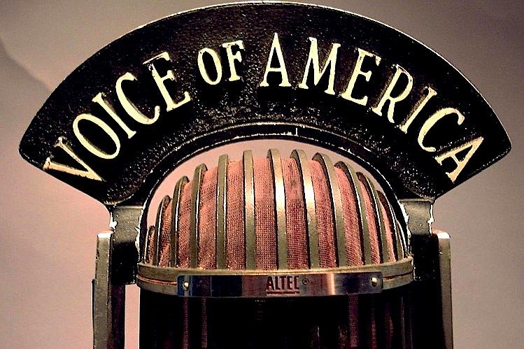Voice of America - Zëri i Amerikës