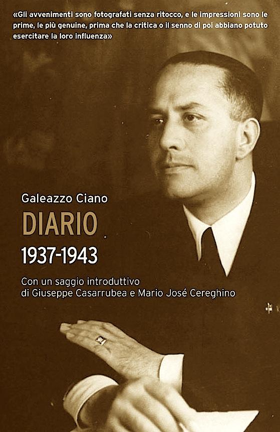 Ditari i Galeazzo Cianos (1937-1943)