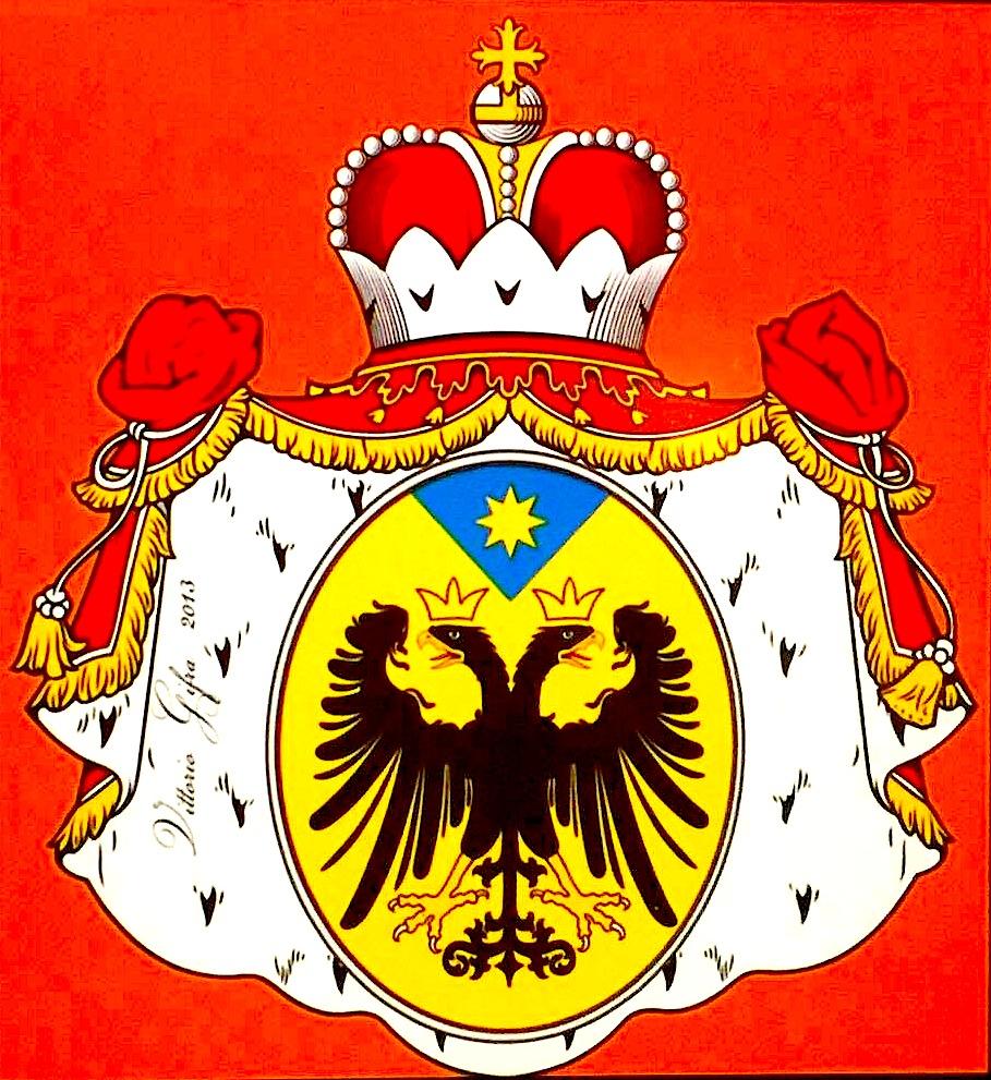 Stema Mbretërore e Kastriotëve