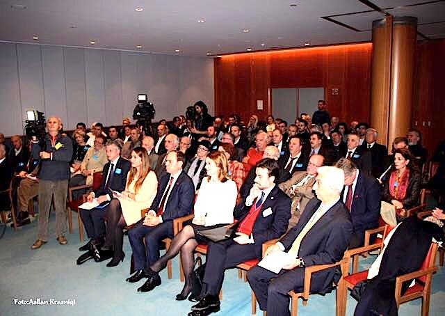 """Foto nga konferenca """"Krimet e komunizmit në Shqipëri"""""""
