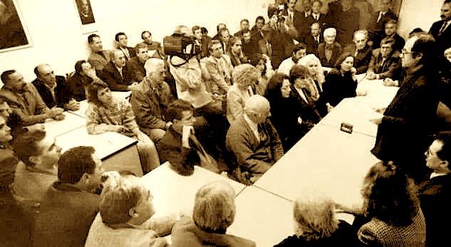 Nga Kuvendi themelues - 23 dhjetor 1989